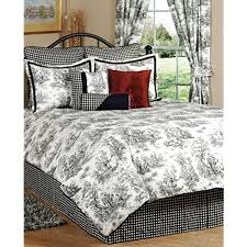 toile bedding for only 3 left at