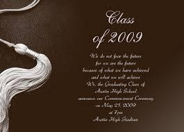 master degree graduation announcements