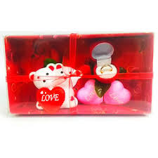 ms sons gift arts double teddy