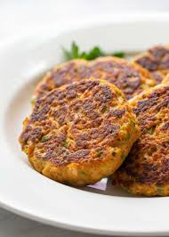 salmon patties salmon cakes