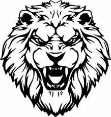 Lion Head Wild Animal Decal Car Truck Wall Window Vinyl Sticker 5 9 X 6 Ebay