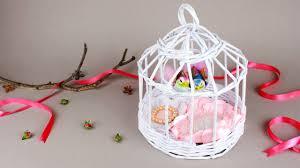 diy decorative bird cage you