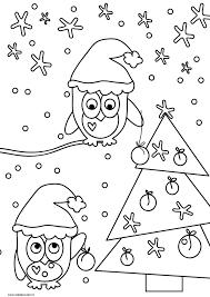 Kleurplaat Kerst