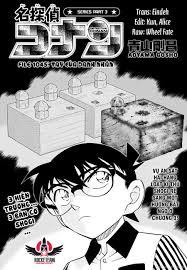Detective Conan - Thám Tử Lừng Danh Conan Chapter 1045 - tiếp theo ...