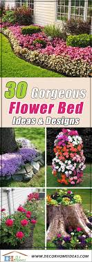 30 gorgeous flower bed ideas you could