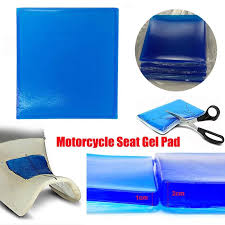 vodool motorcycle seat gel pad shock