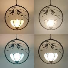 glass dome pendant light study room 1