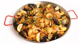 Homemade Paella Recipe - Laura Vitale ...