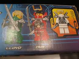 LEGO Ninjago 70728 Battle for Ninjago City Masters of Spinjitzu 1223 pieces  NIB