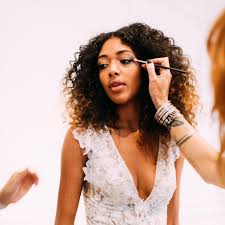 doing your own wedding day makeup