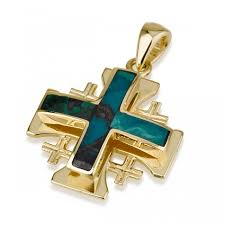ben jewelry 14k gold eilat stone