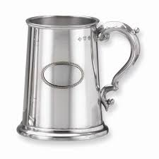 17 oz classic stainless steel glass