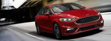 does the 2017 ford fusion come in awd