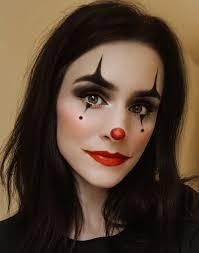 easy clown makeup ideas saubhaya makeup