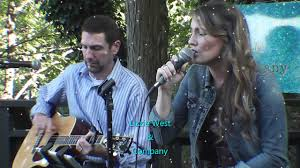 Wrecking Ball cover by Lizzie West and Company @ Tarara Winery - YouTube