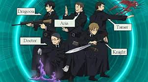 blue exorcist knights of the true