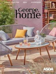 outdoor living catalogue by asda