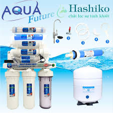 Máy Lọc Nước AQUA Future - 8 CẤP LỌC | Showroom máy lọc nước Hashiko