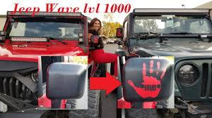 Jeep Wave Level 1000 Quick Mod To Get Unlimited Waves Youtube