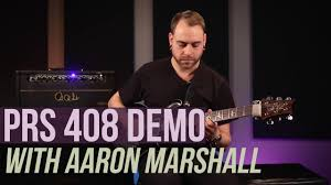 Intervals - Aaron Marshall Talks PRS Gear, PRS 408 - YouTube