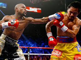 floyd mayweather made 500 000 for