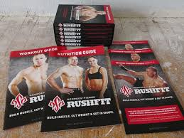 george st pierre s rushfit dvd set for