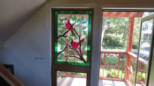 stained glass windows for homes