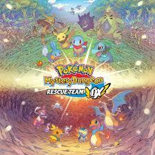 Walkthrough - Pokemon Mystery Dungeon: Rescue Team DX Wiki Guide - IGN