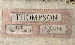 Adeline Maier Thompson (1909-2004) - Find A Grave Memorial