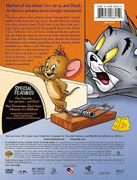 Amazon.com: Tom and Jerry: Chuck Jones Collection: Various ...