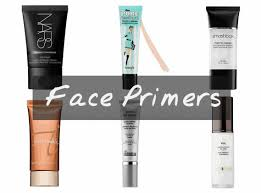 top makeup primer for your skin type