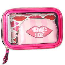 makeup bag set victoria secret