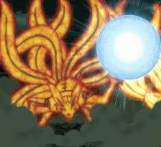 Transformación de Bestia con Cola | Naruto Wiki