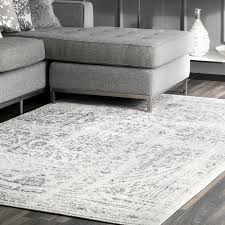 lark manor olvera grey area rug