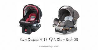 graco car seat snugride 30