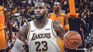 lakers news lebron james moves up to