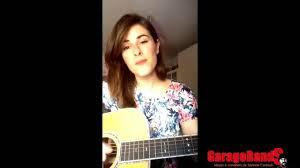Auguri da GarageBandS e da Diana Del Bufalo - La Foresta - YouTube