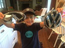 Kid Asks 50 Car Companies For A Decal He Got Way More Than That