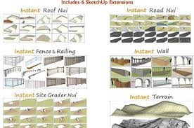 Instant Architecture 6 Best Sketchup Plugins For Architecture By Vali Architects Architect Architecture Instant