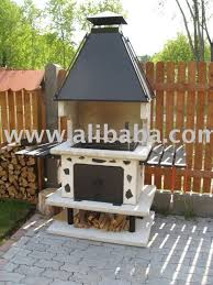 garden grills bbq outdoor fireplaces