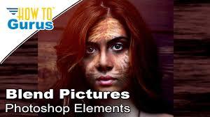photo elements blending pictures