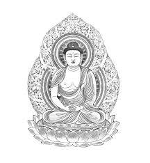 Buddha 5 Jpg 1476 1600 Kleurplaten Boeddhisme Boeddha