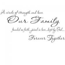 christian quotes about family strength image quotes at com