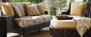 the patio furniture and outdoor living