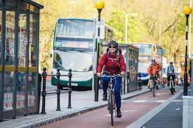 Image result for cycle infrastructure images uk