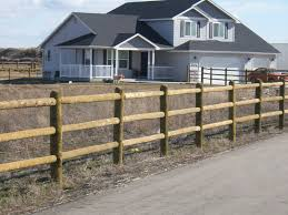 Doweled Wood Fences Fencing Installations Parma Post And Pole