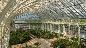 kew gardens temperate house reopens