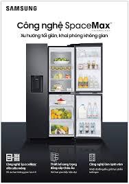 """Samsung chính thức ra mắt thế hệ tủ lạnh """"Side by Side"""" RS5000 ..."""