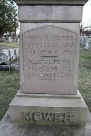 Adeline Lewis Mower (1815-1886) - Find A Grave Memorial