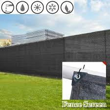 Plastic Fence 100m X 1m H Green Construction Mesh 8mm Very Sturdy For Sale Online Ebay